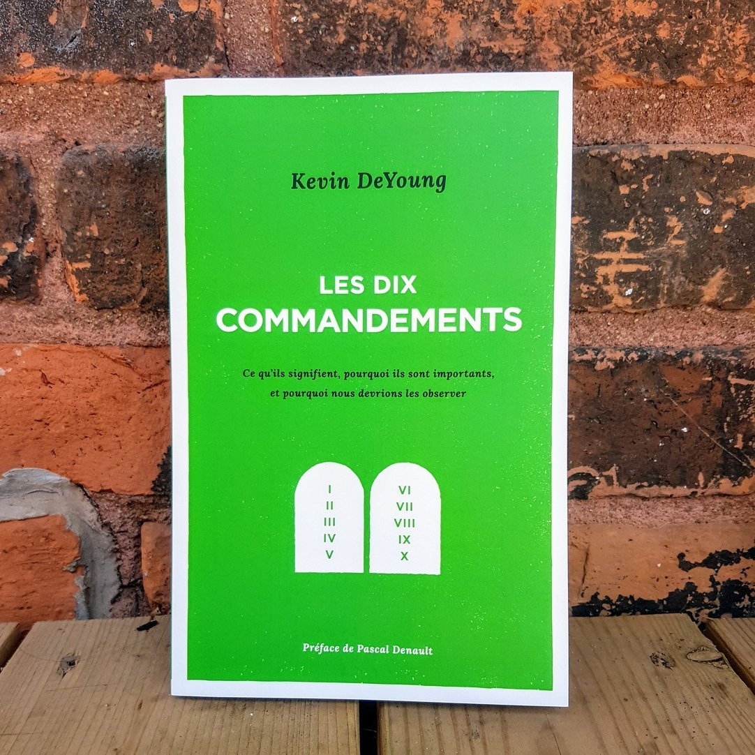 Livre « Les dix commandements »